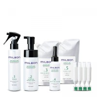 milbon Moisture Salon Treatment