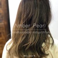 Amber Pearl เสน่หสีผมสวยหรูหรา ดั่งอัญมณีสีอำพัน