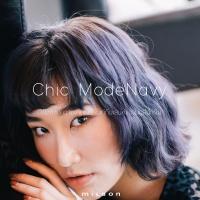 CHIC MODE NAVY ประกายความงามที่เรียบเท่กับเสน่ห์ของผมสีน้ำเงิน