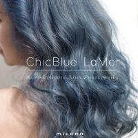 ChicBlue LaMer สีผมสวยชิคสะดุดตา ดั่งสีม่วงอมฟ้าของทะเลยามเย็น