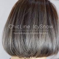 ChicLine IcySnow สีผมสวยชิคสุดละมุน โปร่งใสดุจเจ้าหญิงหิมะ
