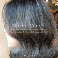 Greige Citrine สีผมสวยสง่า ดั่งอัญมณีล้ำค่าพลอยซิทริน