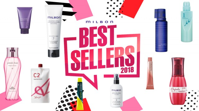 MILBON Best of the Year 2018