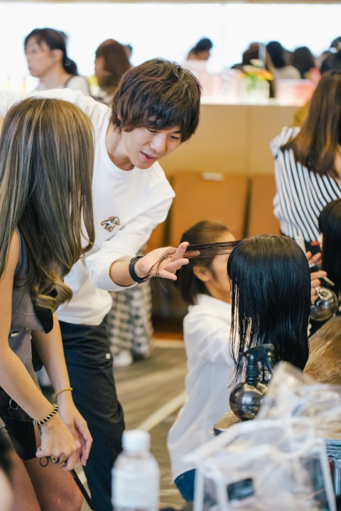 Cut & Color Workshop Ordeve Lady Line : Spring - Summer 2019