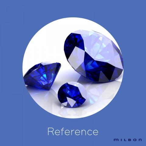 Sapphire Blue สวยซ่อนเท่ห์ ด้วยเสน่ห์ผมสีแซฟไฟร์บลู